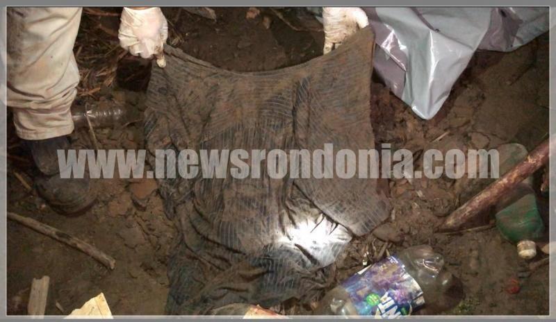 Restos mortais são encontrados por pescador na beira do rio Madeira