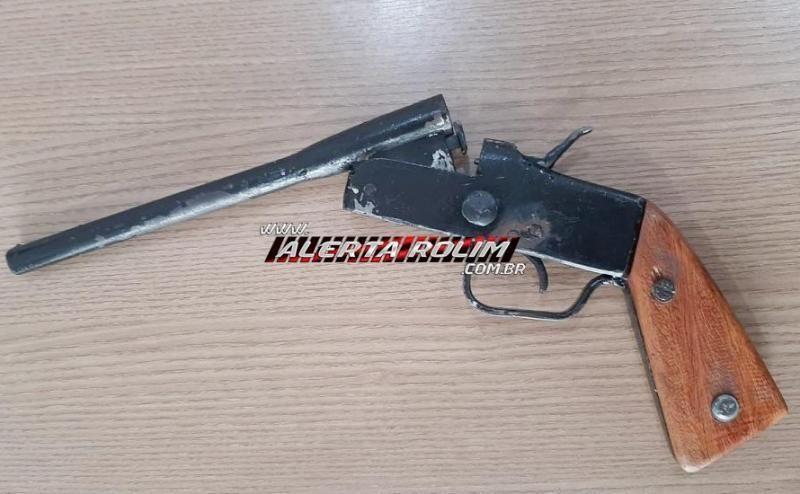 Bandidos são capturados por populares após vítima reagir a assalto em Rolim de Moura; veja o vídeo