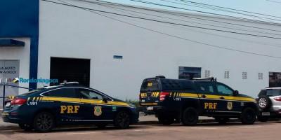 MP, PRF e PF deflagram operação contra fraudes e adulteração de combustível em...