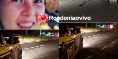 Passageira de motocicleta morre após grave acidente na BR-319 em Porto Velho