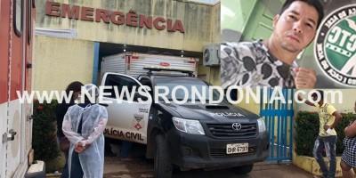 Disparo acidental de arma de fogo acaba com um morto em Porto Velho