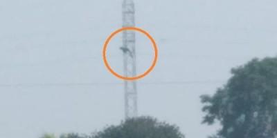 Funcionário da Energisa tem mal súbito e morre durante manutenção em torre de...