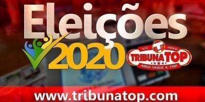 Eleições 2020: Resultado PARCIAL OFICIAL de votos para PREFEITO em Nova Brasilândia