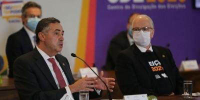 Barroso pede à PF que investigue ataque ao sistema do TSE após registrar mais de 430...