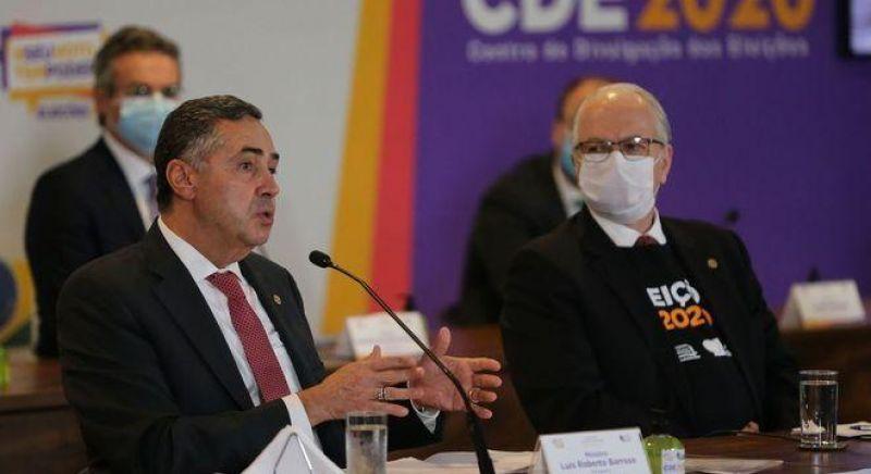 Barroso pede à PF que investigue ataque ao sistema do TSE após registrar mais de 430 mil acessos por segundo ao sistema