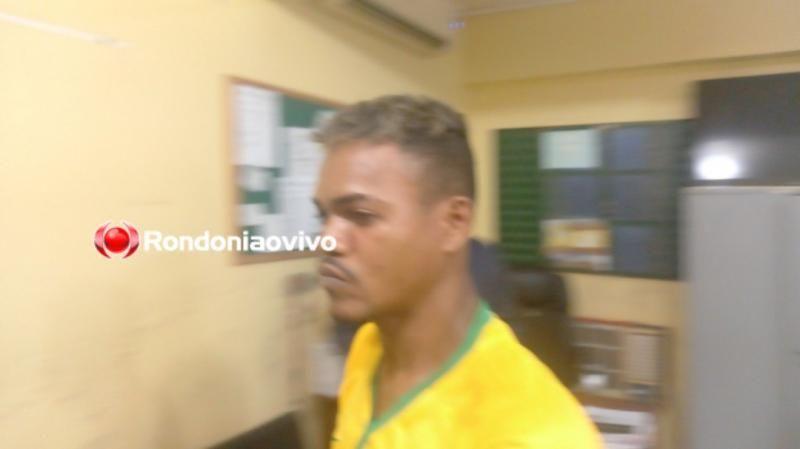 Policial civil e sequestrador são baleados após troca de tiros em Porto Velho