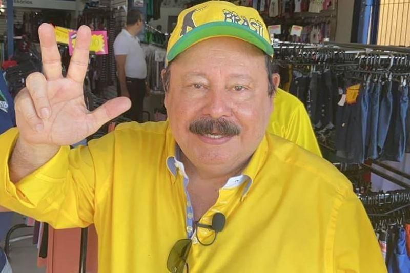 Levy Fidelix (PRTB) pede que TSE cancele resultado das eleições