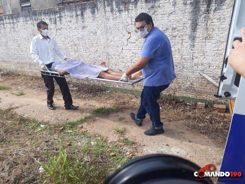 Jovem de 20 anos é esfaqueado até a morte em Ji-Paraná e namorada, de 14 anos, fica gravemente ferida