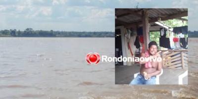 Amigos desaparecem no rio Madeira após embarcação afundar em Porto Velho