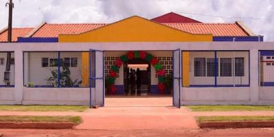Prefeitura de Rolim de Moura inaugura creche no Bairro Cidade Alta