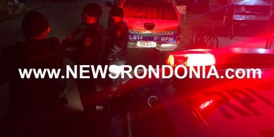 Homem quase é morto a facadas pelo cunhado em Porto Velho