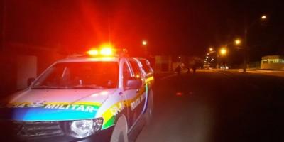 Rolim de Moura: Homem é socorrido em estado grave após sofrer vários golpes de faca