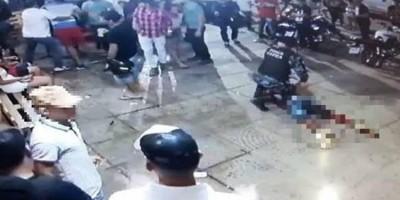 Cliente é preso após agredir garçonete em conveniência de Porto Velho