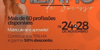 Conectinove promove 'Semana do Vizinho de Sucesso' com 50% de desconto nos...