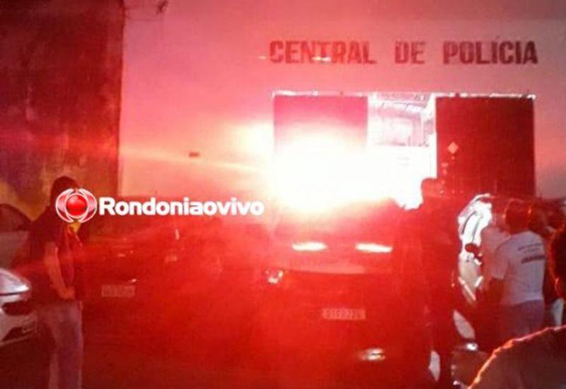 Passageira é presa por agredir mulher motorista de aplicativo em Porto Velho
