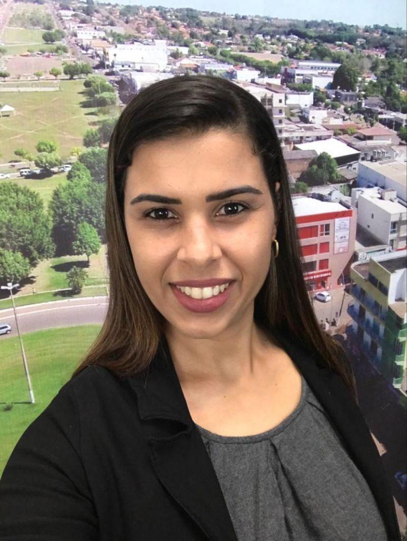 Vereadora Eleita Juliana Antunes agradece à população Rolimourense pela sua vitória nas Eleições 2020