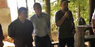 Rolim de Moura: Aldo Júlio anuncia que atual secretário de Agricultura continuará no...