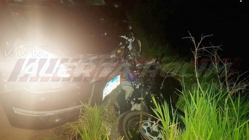 Grave acidente na RO-010 resulta em um óbito e duas mulheres gravemente feridas, em Rolim de Moura