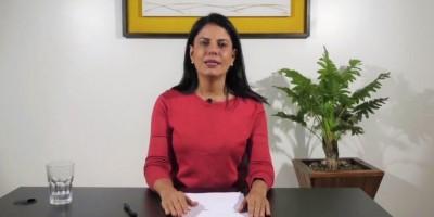 Em vídeo, ex-prefeita de Cacoal fala pela primeira vez sobre operação da PF, faz...