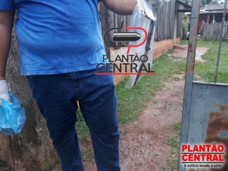 Homem é executado a facadas ao tentar intervir em discussão de casal em Ji-Paraná