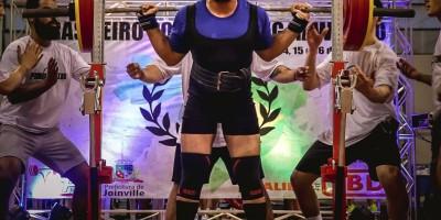 Rolimourense Thiago Hulk é indicado ao prêmio de melhor atleta do ano de Rondônia