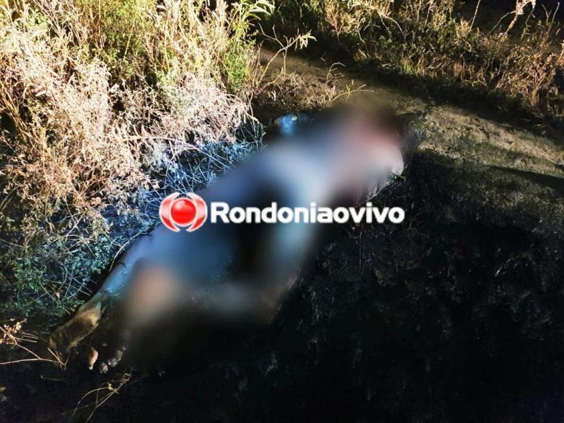 Homem é encontrado morto carbonizado e com o órgão genital na boca em distrito de Porto Velho