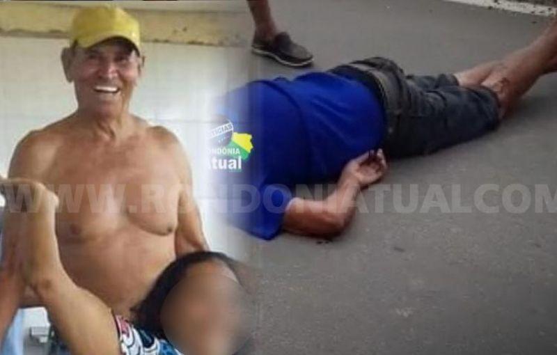 Ciclista morre após ser atropelado por motocicleta em Ji-Paraná