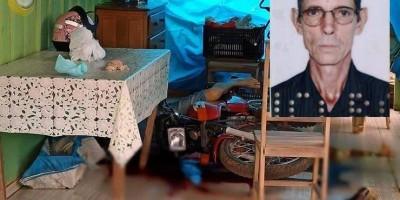 Filha mata o próprio pai com facada no pescoço, em Alta Floresta