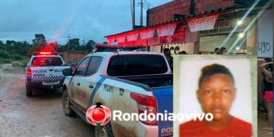 Porto Velho: Adolescente é morto com oito tiros quando fazia compras em comércio