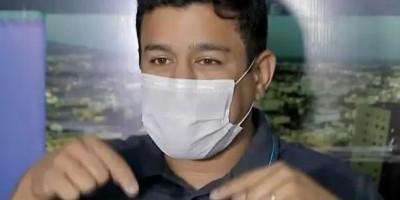 Prefeito de Cacoal quer indenização de 100% do salário a profissionais que combatem...