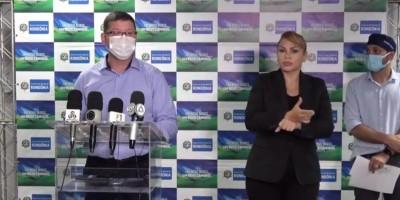 Governo de RO emite nota sobre denúncia do MP de suposta 'fraude' na ocupação de...