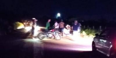 Jovem morre e outro fica ferido em acidente entre motos em Chupinguaia