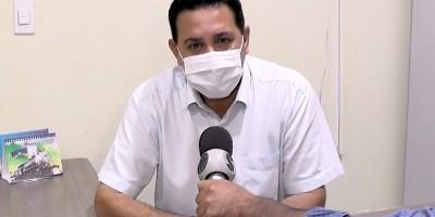 Fase 02: Prefeito de Rolim de Moura comenta sobre novo decreto do governo estadual