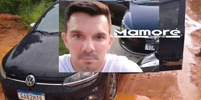 Homem é encontrado morto dentro do carro, na zona rural de Nova Mamoré