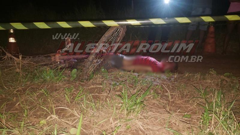 Homem é executado com tiros na cabeça em Rolim de Moura