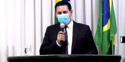 Justiça Eleitoral aprova as contas de campanha de Aldo Júlio e do vice-prefeito Alcides...