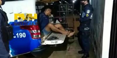 Morador em situação de rua é espancado com barra de ferro em Porto Velho; Acusado foi...