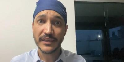 Em vídeo dramático, Fernando Máximo diz que RO enfrenta colapso por falta de UTIs e...