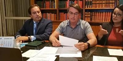 Bolsonaro diz que auxílio deve voltar em março, com parcelas de R$ 250