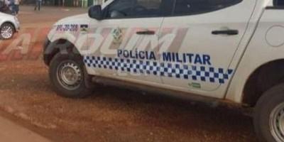 Mulher é baleada após tentativa de roubo de moto nesta manhã de domingo em Rolim de...