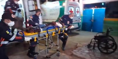 Morador de rua é esfaqueado no tórax e braço próximo da rodoviária em Porto Velho