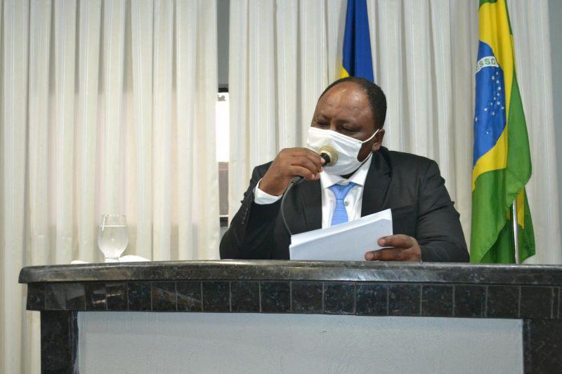 ROLIM DE MOURA: Vereador Renatão do Frigorífico solicita manutenção da UBS da Cidade Alta
