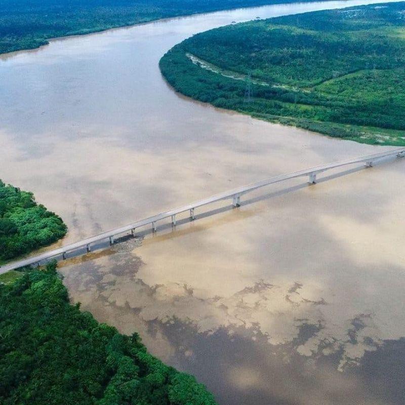 Ponte que liga RO ao AC deve ser entregue este mês,