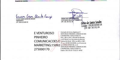 DEMONSTRATIVO 2020 - ASSOCIAÇÃO ESPORTE CLUBE CIANORTE