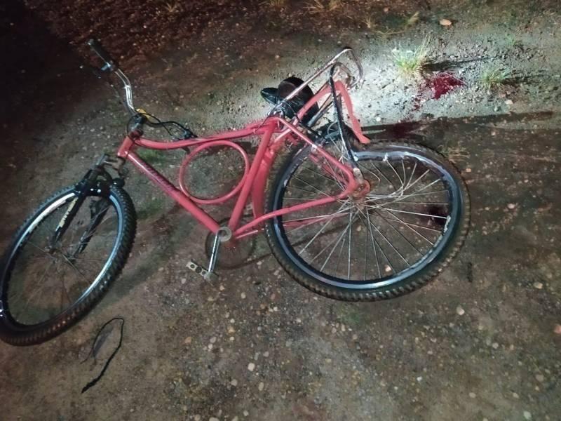 Ciclista é atropelado e vai a óbito na BR-364 em Vilhena; Suspeito fugiu e não prestou socorro