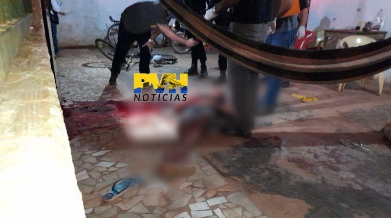 Adolescente de 15 anos é executado a tiros em Porto Velho