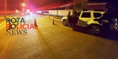 Policiais militares agem rápido e salvam bebê que estava engasgado em Vilhena