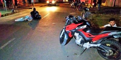 Ji-Paraná: Motociclista vai a óbito após atravessar vias preferenciais em alta...