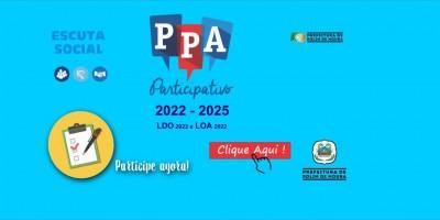 Escuta Social para Elaboração do PPA de Rolim de Moura será feito de forma virtual