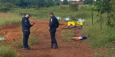 Mulher é encontrada seminua assassinada com mais de 20 facadas em Porto Velho